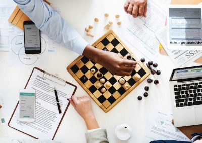 Strategic Thinking – Elizabeth Alexander