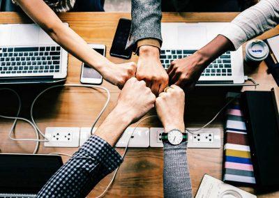 Teamwork – Elizabeth Alexander