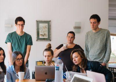 Teamwork – Mishel Kaluzhyna